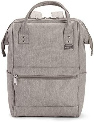 SWISSGEAR 3576 Artz Vintage Laptop Backpack Gray