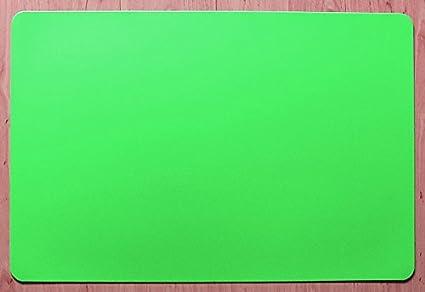 Veloflex 4634341 Bastelunterlage A3 grün rutschfest abwischbar Schreibunterlage