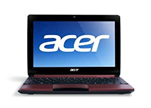 Acer Aspire One AOD257-13836 10.1-Inch Netbook (Burgundy Red)