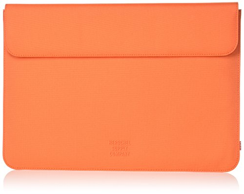 Herschel Supply Co. Unisex-Adult's Spokane 13 inch MacBook Sleeve, Vermillion Orange, One Size
