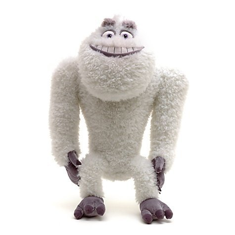 Disney Monsters, Inc. Yeti Plush 17""