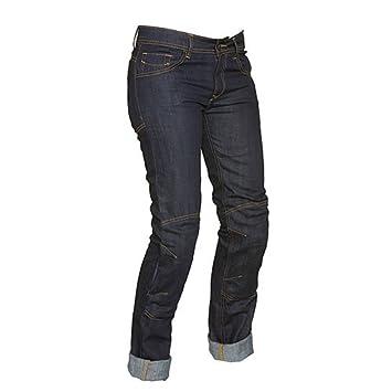Hevik - Pantalones tejanos de mujer, talla 44 -: Amazon.es ...