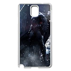 Samsung Galaxy Note 3 Cell Phone Case White Batman Game Nupoj