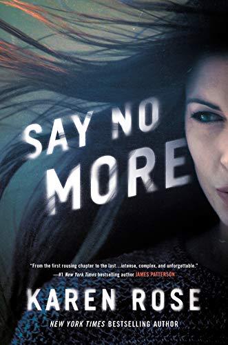 Book Cover: Say No More
