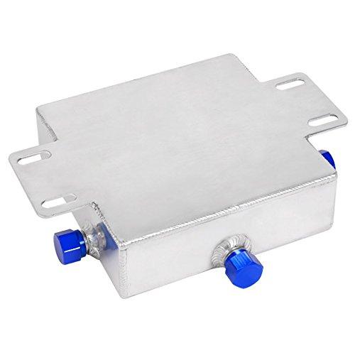 Universal Aluminum Oil Fluid Reservoir Tank 4 AN10 Fitting Caps by CXRacing