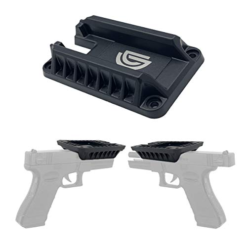 DD Quickdraw Gun Magnet