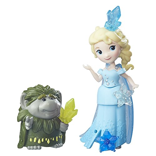 Little Grand (Disney Frozen Little Kingdom Elsa and Grand Pabbie)