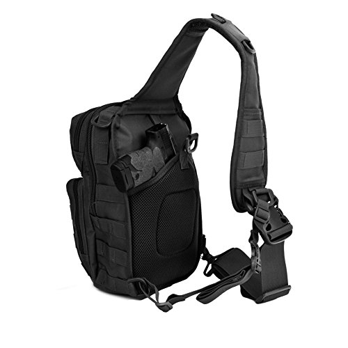 3V-Gear-Posse-Tactical-Sling-Pack-with-Shoulder-Sling-for-Everyday-Carry-Molle-Multifunctional-for-Carrying-Concealed-Weapon