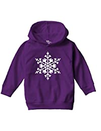 Snowflake - Christmas Toddler Little Boy Hoodie Sweatshirt