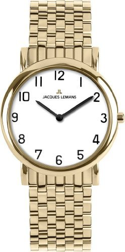 Jacques Lemans Vienna 1-1369N Gents Metal Bracelet Watch
