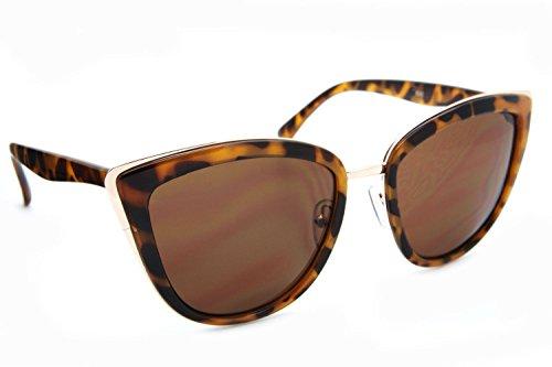 my-girl-cat-eye-women-fashion-sunglasses-oversized-frame-metal-rim-dark-lens