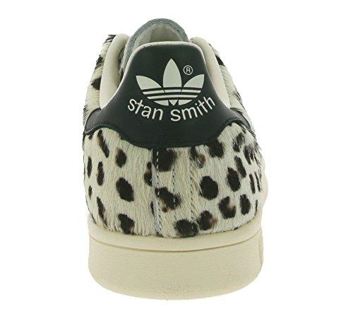 Adidas Stan Smith, chalk white/chalk white/core black chalk white/chalk white/core black