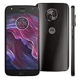 Smartphone Desbloqueado X4, Motorola, 93018LYESAF5, 32 GB, 5.2'', Preto