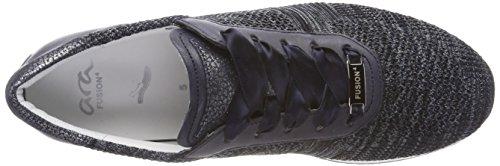 ara Blau Lissabon multi 04 Blau Sneaker Damen PUr8nP