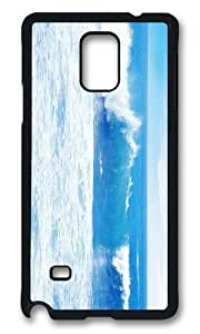 Adorable Blue Ocean Waves Hard Case Protective Shell Cell Phone Ipod Touch 5