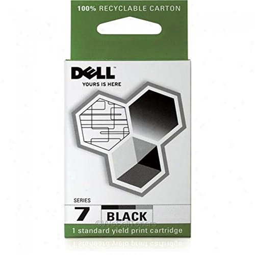 Genuine Dell CH883 (Series 7) High Capacity Black Ink Cartridge