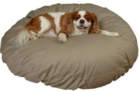 ODonnell Industries 61327 Large Snoozer Pillow Pet Bed Colonial Plaid