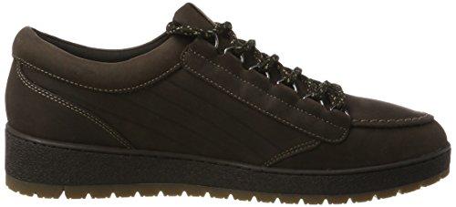 Dark Allrounder Uomo Sneaker dark N Alinto Marrone Scuro C 51 Brown marrone Mephisto By Marrone Horse Basse 0Sqr01w
