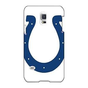 Shockproof Hard Phone Cases For Samsung Galaxy S5 Mini (SkU12074uXzs) Unique Design Fashion Indianapolis Colts Image