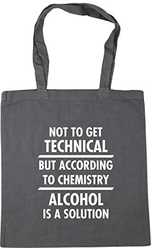 get x38cm 42cm to to chemistry technical Gym Tote litres Not is according alcohol but Grey Shopping HippoWarehouse 10 solution Bag Beach a Graphite EUWqfTwW