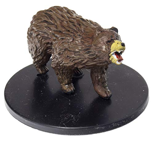 (D&D Icons of The Realms: Waterdeep Dragon Heist - Brown Bear)