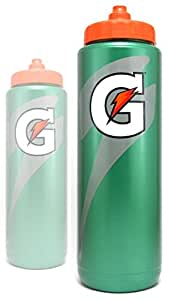Amazon.com : Gatorade 32oz Squeeze Bottle (Straight-Wall G