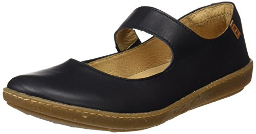 Naturalista Mary Janes Women's El Black N5301 dAxT1q1