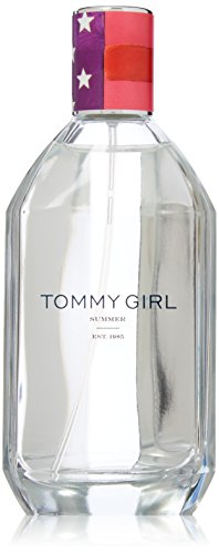 Tommy Hilfiger Girl Summer Eau de Toilette Spray for Women, 3.4 oz