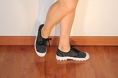 Arcs Noir Chaussures Basses 6-39 QAEo24z5