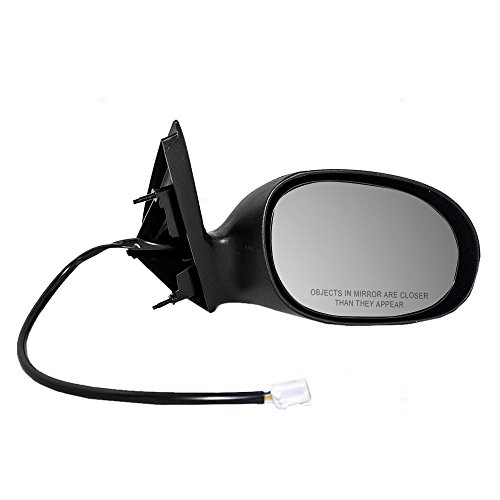 Passengers Power Side View Mirror Textured Replacement for Chrysler Dodge 4574606AE AutoAndArt Chrysler Concorde Power Mirror