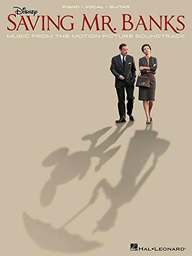 Saving Mr. Banks - Music From The Motion Picture Soundtrack (Piano/Vocal/Guitar)
