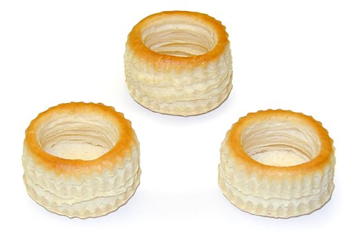 Alba Foods Mini Bouchees, 240-Count Box