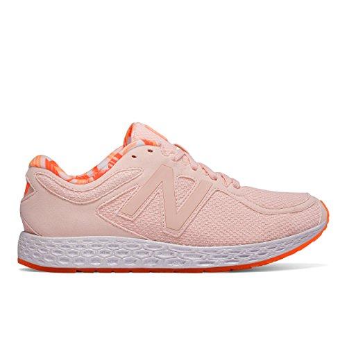 New Balance , Herren Sneaker rosa Bianco 37,5 EU