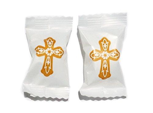 Gold Cross Butter Mints (50 pieces)]()