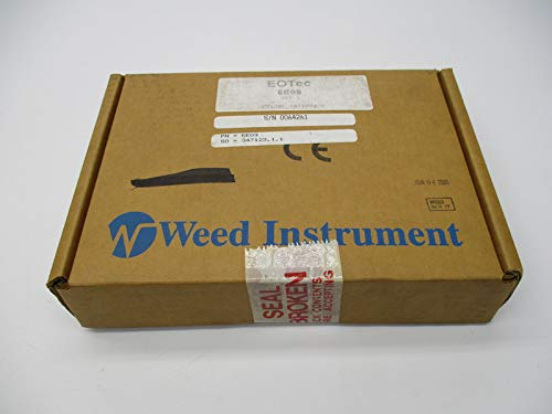 WEED INSTRUMENT 6E09 NSFS
