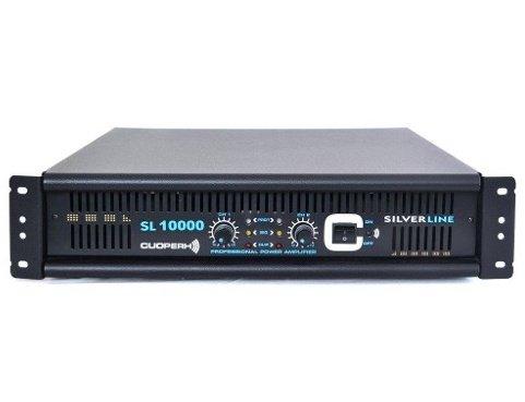 Amplificador Profesional Cuoperh Sl10000 Silver Line