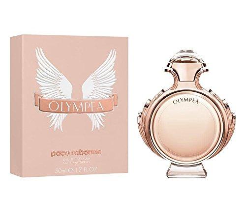 Olympea Eau de Parfum for Women by Paco Rabanne - New Fragrance Launched 2015 (1.7 ounces / 50ml)