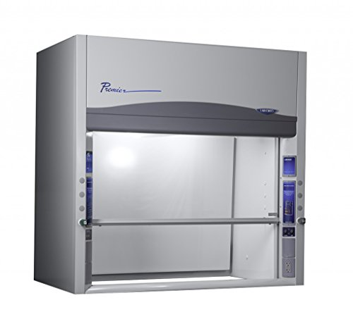 LABCONCO/BUCHLER 100500070 Protector Premier Laboratory Hood with Built-In Exhaust Blower, Explosion-Proof, 5' Nominal Width, 60