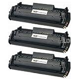 LD © Canon Remanufactured #104 (FX9/FX10) Set of 3 Black Laser Toner Cartridges, Office Central