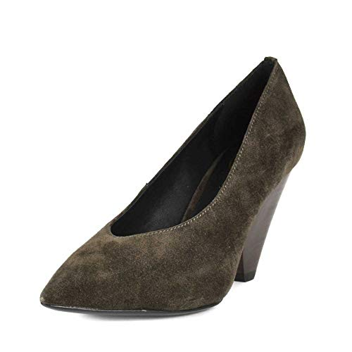 Cone Green Ash Deal Suede Green Heels f7RqwB