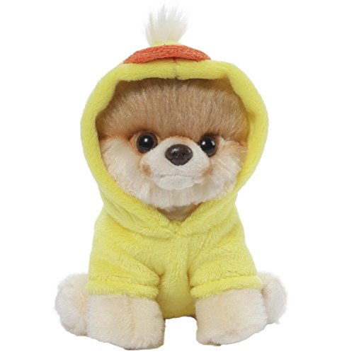 Gund Boo 13 cm Plush - Itty Bitty Boo Quackin Up Easter Hoodie