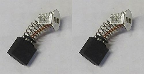 Ridgid R4030 Tile Saw (2 Pack) Replacement Brush Assembly # 291131002-2pk