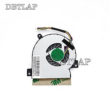 DBTLAP Ventilador de la CPU del Ordenador portátil para ASUS EEE PC 1215 1215T 1215N 1215B 1215P 1215TL Ventilador AB05105HX69DB00: Amazon.es: Electrónica
