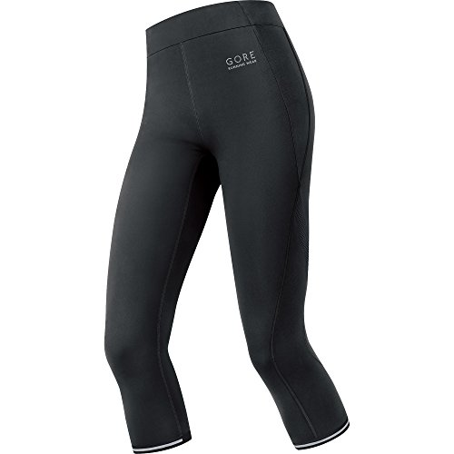 - Gore Running Wear AIR 2.0 Lady Tights 3/4, Black, Size XS
