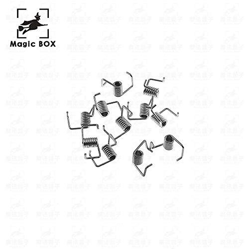 - GIMAX 10pcs/lot 3D Printer Belt Locking Torsion Spring GT2 2GT Timing Belt Locking Torsion Spring for 3D Printer Parts