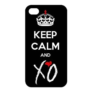 Customize The Weekend XO Back Cover Case for iphone 4 4S