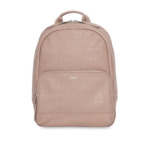 knomo-london-mayfair-luxe-mini-mount-rfid-backpack-nude-croc