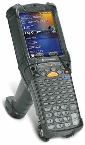 Amazon.com : Motorola MC9200 Mobile Computer - Wi-Fi (802.11a/b/g/n ...
