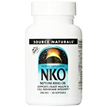 Source Naturals Neptune Krill Oil 500Mg, 30 Softgels