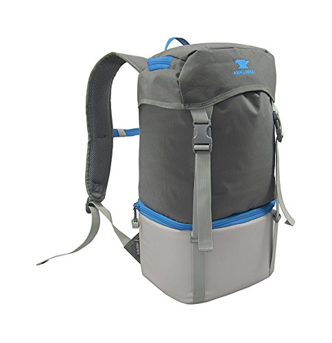 Mountainsmith Frostbite Cooler Backpacks, Ice Grey, One Size (Frostbite Ice)